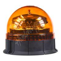 911-90fix PROFI LED maják 12-24V 12x3W oranžový, ECE R65