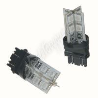 95272cbora LED T20 (3157) oranžová, 12V, 16LED/3SMD