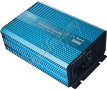 35psw612 Sinusový měnič napětí z 12/230V, 600W