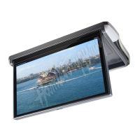 """ds-133AAgr Stropní LCD monitor 13,3"""" antracit s OS. Android HDMI / USB, dálkové ovládání"""