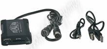 55xcalpm YATOUR - ovládání USB zařízení u rádií Alpine M-Bus