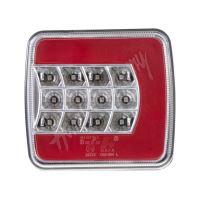trs004ledL Sdružená lampa zadní LED 12V levá, ECE