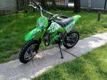 Minicross Nitro KXD3, zelená