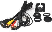 pc7-227 USB + jack/RCA zásuvka univerzální