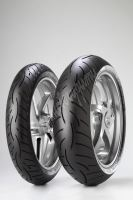 Metzeler Roadtec Z8 Interact 120/70 ZR17 M/C M + 160/60 ZR17