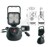 wl-Li15 AKU pracovní LED světlo s magnetem 15W