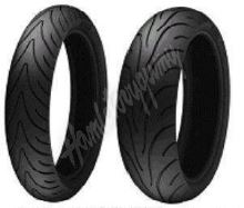 Michelin Pilot Road 2 120/70 ZR17 + 180/55 ZR17