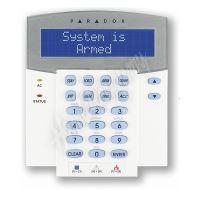 Paradox K641R textová LCD klávesnice