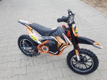 Dětská elektro motorka Minicross Eco Gepard II 500w