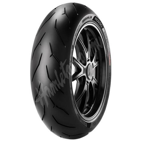 Pirelli Diablo Rosso Corsa 160/60 ZR17 M/C (69W) TL zadní