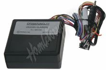 52cancl UNI adaptér CAN-Bus/ovládání Clarion + rychl., 15, osv., zpát.