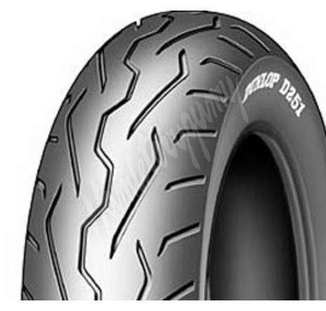 Dunlop D251 130/70 R18 M/C 63H TL přední