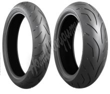 Bridgestone Battlax S20 120/60 ZR17 + 160/60 ZR17
