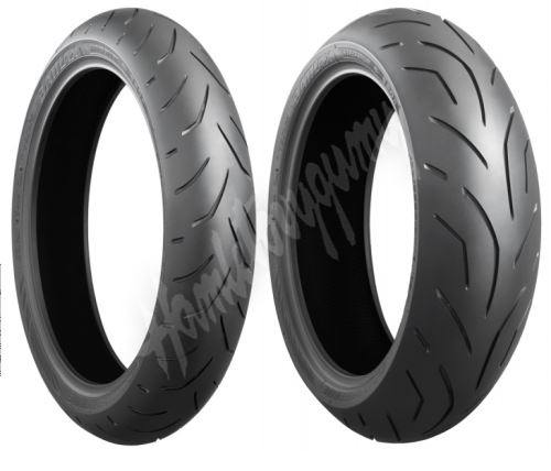 Bridgestone Battlax S20 110/70 ZR17 + 160/60 ZR17