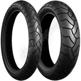 Bridgestone Battlax BW 502 110/80 R19 + 150/70 R17 V