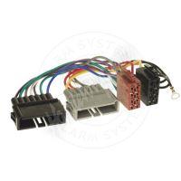 ISO adaptér pro autorádia Chrysler RISO-066