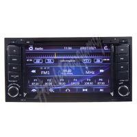 """80893 Autorádio pro VW Touareg 2004-2011 / T5 2003-2010 s 7"""" LCD, GPS, ČESKÉ MENU"""