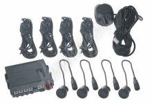 ps4aku2 Parkovací systém 4 senzorový - akustická signalizace