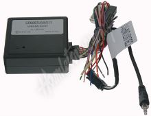 52canso x UNI adaptér CAN-Bus/ovládání Sony + rychl., 15, osv., zpát.