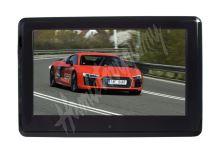 """ds-x11dblack DVD/SD/USB monitor 10,1"""" s držákem na opěrku, dotyk. obrazovka, české menu"""