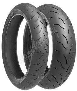 Bridgestone Battlax BT016 PRO 120/70 ZR17 + 190/55 ZR17