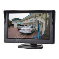 """80054 LCD monitor  4,3"""" černý na palubní desku"""