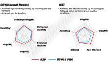 Bridgestone Battlax S20 110/70 ZR17 M/C M/C 54W TL přední