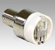 kf10 Žárovka BA15S 12V se signalizací couvání Bi-Bi-Bi...