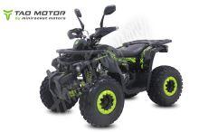 """Dětská čtyřtaktní čtyřkolka ATV SHARK 125ccm 3+1 zelená 1 rych. poloautomat 8"""" kola"""