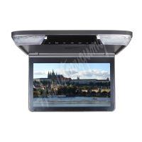 "ic-116dgr Stropní monitor 11,6"" šedý s DVD/SD/USB/IR/FM"