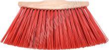Smeták PVC dlouhé štětiny
