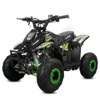 """Čtyřkolka MiniRocket Buffalo 110ccm, 6"""" kola zelená"""