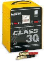 Nabíječka autobaterií Deca CLASS 30A (12 / 24V) 20 A, o kapacitě 20 - 300 Ah