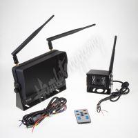 """VZ01 SET bezdrátový digitální kamerový systém, monitor 7"""" s možností nahrávání"""