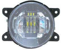 FOGledUN LED mlhová světla, homologace ECE R19