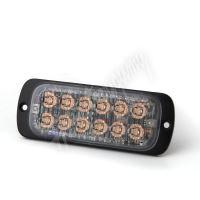 Poziční výstražné světlo, 6 LED, Class 2, R65 oranžové M62C2-A