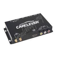 dvb-t04 DVB-T2/HEVC/H.265 digitální tuner s USB + 2x anténa