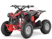 Dětská elektro čtyřkolka ATV HE51060 1060W 36V červená