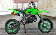 Minicross Nitro Big Apollo zelené
