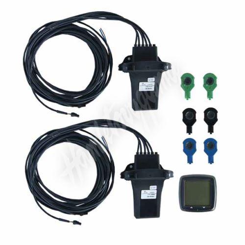 fbsn-6rf Parkovací systém zadní (4 čidla) + přední (2 čidla) + displej