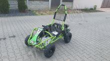 Dětská Bugina MiniRocket MudMonster 4 Takt 98ccm Zelená