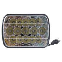 wl-345A2 x LED světlo obdélníkové, 15x3W, 196x138mm