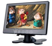 """ic-716t LCD monitor 7"""" černý na palubní desku"""