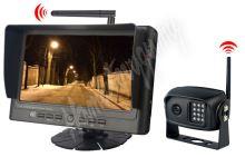 """cw3-dset70 SET bezdrátový digitální kamerový systém s monitorem 7"""""""