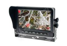 """sv96AHD103 AHD 1080P,960P,720P monitor 9"""" s 3x4PIN vstupy"""