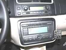 701125 GSM konzole pro Škoda Fabia II 2007-, Roomster 2007-