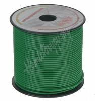 3100204 Kabel 1,5 mm, zelený, 100 m bal