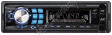 scc100 1DIN autorádio bez mechaniky USB/SD/AUX, dálkové ovládání