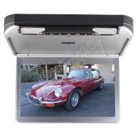 """ic-133d Stropní monitor 13,3"""" šedý s DVD/SD/USB/IR/FM/HDMI"""