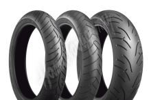 Bridgestone Battlax BT023 120/70 ZR17 + 160/60 ZR17